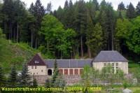 QTH - Wasserkraftwerk Dorfhain